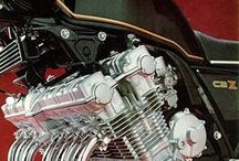 Legendary Honda CBX 1000cc 6 Cylinders