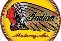 Indian Motorcycle Vintage / Vintage Indian Motorcycle Company