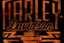 Harley- Davidson / Live to Ride to Live