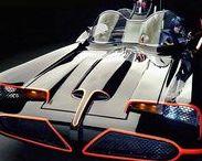 Batman's Ride / The Batmobile