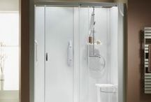 Shower Cabins / Shower cabins provide the ultimate fully enclosed showering experience. With body jets and multiple pressure settings, you'll feel refreshed, invigorated and ready to take on the world. As well as providing a spa-like feel to your bathroom, steam shower pods are easy to maintain with high quality materials as standard.
