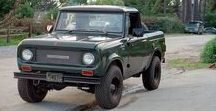 International Harvester Scout / The International Harvester Scout is an off-road vehicle produced by International Harvester from 1961 to 1980. A precursor of more sophisticated SUVs to come, it was created as a competitor to the Jeep