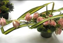 Flower arrangement /Blomsterdekorasjon
