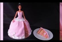 Doll,dress cake / by Svetlana Dannevig