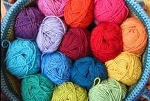 Colors / interessante Farbkombis / by Krempelliesel