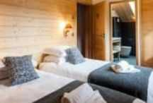 Chalets / On this Board we have pictures, of all of our luxurious chalets which you can rent at Ski Blanc