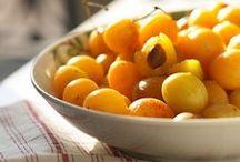 Prunes et pruneaux
