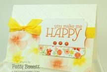 SU Occasions & SAB 2014 / Samples and ideas using product from SU 2014 Occasions and Sale-A-Bration catalogues