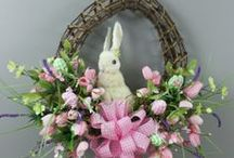 EASTER / Ideas for Easter decorating.