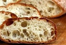 Bread in the oven... / breads, buns, loafs, pizzas, savory scones