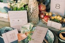 Rustic Weddings / Inspiration for your rustic wedding - From barnwood & lace to chalkboard, burlap, and mason jars!  / by Invitations by David's Bridal