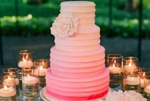 """So Pinkin' Cute! / Shades of pink, from light to deep, will make your wedding """"so pinkin' cute!""""  / by Invitations by David's Bridal"""