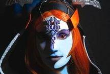 Midna Cosplay / From Legend of Zelda: Twilight Princess