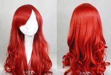 Wigs / How to maintain and style wigs. As well as other useful tips.