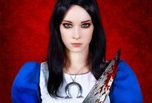Alice Cosplay / From the game Alice Madness Returns