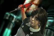 Little Sister Cosplay / From the game Bioshock