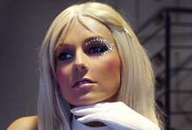 Emma Frost Cosplay / From Marvel