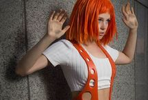Leeloo Dallas Cosplay / From Fifth Element
