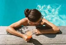 Summertime Sadness... / Shining Sun ~ Heavy Heat ~ Icy Drinks ~ Soft Twilight Breezes