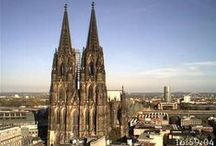 My Home-Town / Cologne / by Krempelliesel