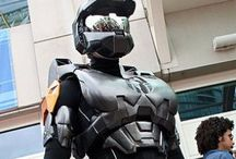 Spartan Cosplay / From the video games franchise Halo