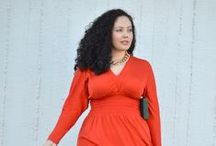 Big and Beautiful (Plus Size)-Sympatico Clothing's Picks / We collect inspiring, flattering plus size clothing here.