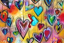 I heart HEARTS / by Marie-Chat