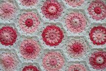 Crochet Hexgon