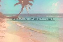 All Things Summer <3