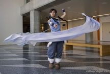 Avatar Cosplay / From the tv shows Avatar: The Last Airbender and Avatar: The Legend of Korra