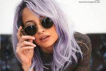 Inspo // Je veux de la Couleur ! / Le meilleur de la coloration pour cheveux !