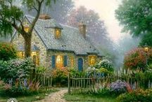 Art ( Nature,country,Garden )