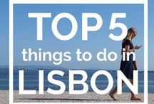 Lissabon ~ Reisetipps / Tips for your travel to Lisbon, Portugal. One of the coolest cities in Europe! What to do in Lisbon, where to stay, where to find the best food and much more...