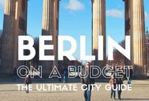 Berlin ~ Reisetipps / Tips for an unforgetable vacation in Berlin. Which is the best Kiez, where to find the best food, what to do n the weekend in Berlin and much more...