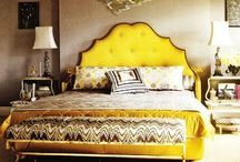 Color Inspiration: Buttercup Yellow / Let the sun shine!  This soft, cheery yellow is sure to brighten up your spring!