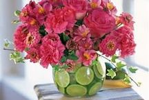 Spring is in the Air... / Inspiration for spring decorating!