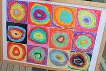 Art Projects for Kids - Gyermekkori művészeti nevelés