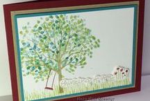 Stampin Up ~ Sheltering Tree