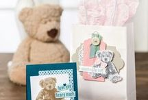 SU Baby Bear / 12 photopolymer stamps -141859