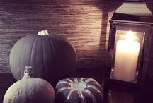 Chic Halloween / Super stylish Halloween decor ideas and designs.