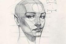 arte: estudo // art study