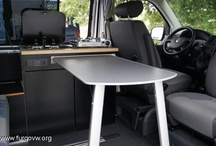 Sobre ruedas / Viajar en una furgoneta como si estuvieras en casa y sin arruinarte en su equipación. Camperización pirata a tu alcance. / by MI LLÅVË ÅLLËN | Piratas de Ikea