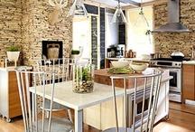 Natural & Clean Kitchen