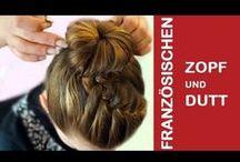 Videos Anleitung Haare pflegen,stylen
