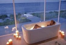 Badezimmer- Spa Bathroom