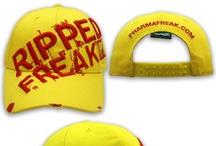 PHARMAFREAK GEAR / Get limited edition Pharmafreak Gear!!  **While supplies last**