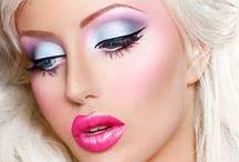 Super make up