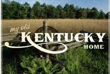 O'  Kentucky / by Barbara Simpson