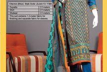 Shalwar kameez fashion / by Khansa Mirza