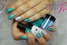 CND™ Shellac™ / Natuurlijke nagels voorzien van CND Shellac. De power polish welke ongeveer 2 tot 4 weken blijft zitten. De lak hardt uit onder de UV lamp en is een behandeling in de Nagelstudio.